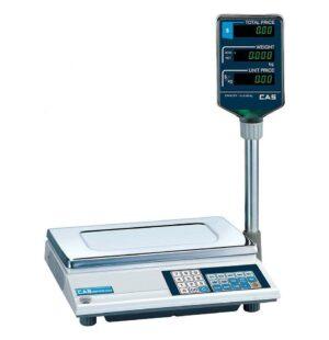 Весы торговые CAS AP-15M