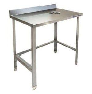 Стол для сбора отходов Kayman СП-455/0606