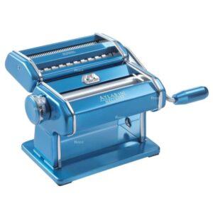Лапшерезка-тестораскатка ручная Marcato Atlas 150 голубой MAR020409