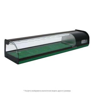Витрина холодильная Полюс A37 SM 1,0-1 (ВХСв-1,0 суши-кейс)