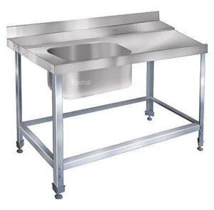 Стол для грязной посуды Iterma СБ-361/1300/700 ТПММ/М Ш430