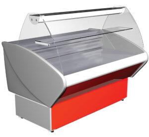 Витрина холодильная Полюс G95 SV 1,5-1 (ВХСр-1,5)