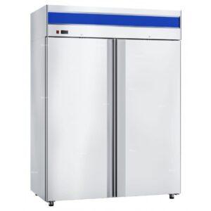 Шкаф морозильный Abat ШХн-1,4-01 нерж.