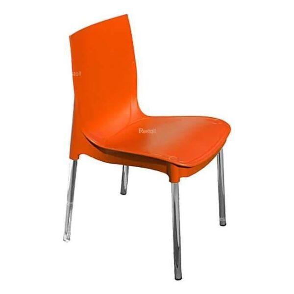 Стул Rich оранжевый