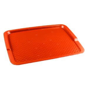 Поднос Restola 425х320, оранжевый - 14 шт/уп