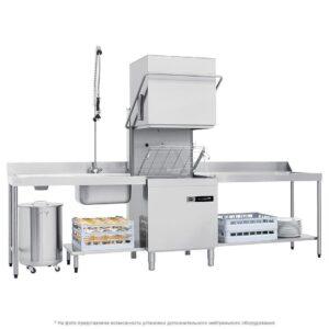 Купольная посудомоечная машина Apach AC990 (TT3920RU)