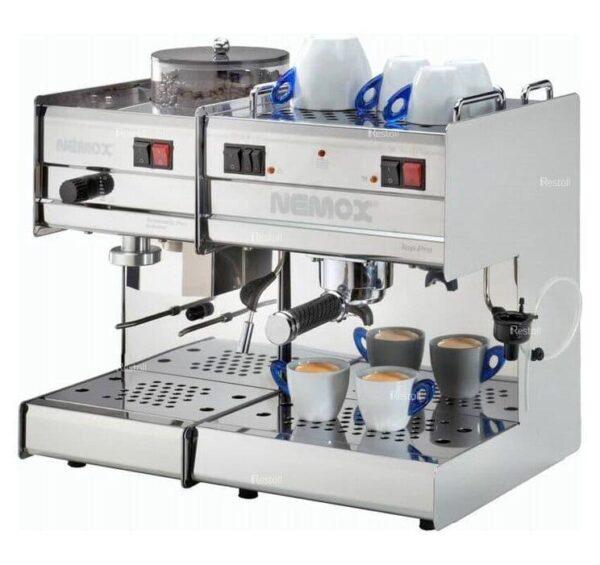 Кофемашина рожковая Nemox Top Pro