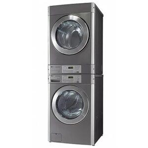 Колонна стиральная машина LG WD-F069BD2S и сушильная машина LG TD-V1329EA7