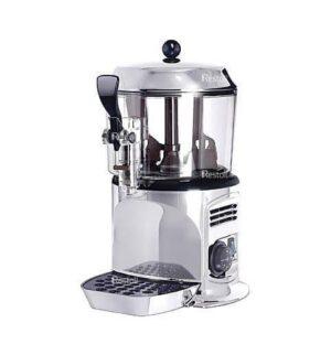 Аппарат для горячего шоколада Ugolini Delice 3л серебряный
