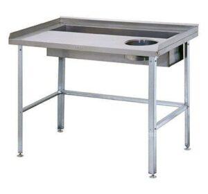 Стол для сбора отходов Atesy СО-С-1-1200.800-02