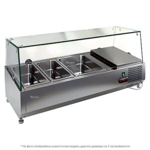Витрина для ингредиентов Hicold VRTG 1835 для стола PZ3
