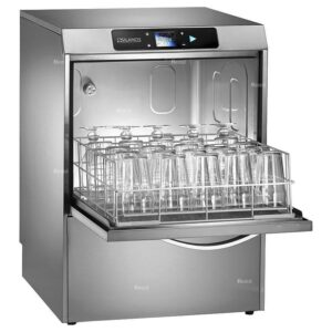 Купольная посудомоечная машина Silanos N750 EVO2 HY-NRG