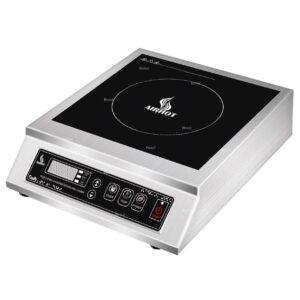 Плита индукционная Airhot IP3500T, таймер 24 часа