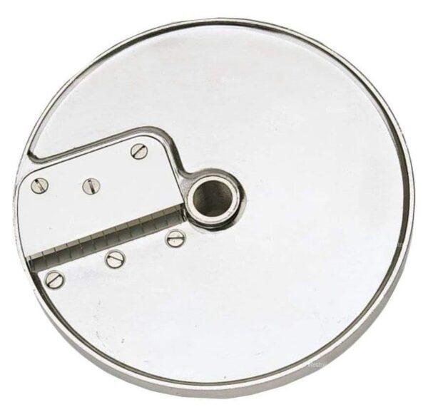 Диск-слайсер волнистый с дырочками гофры Robot Coupe 28178 6 мм