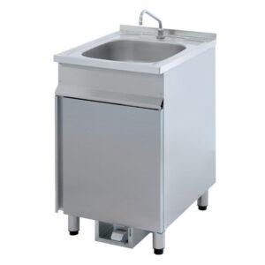 Ванна моечная ATESY ВРН-600 с педалью