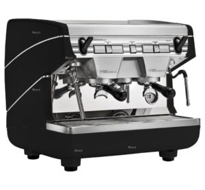 Кофемашина рожковая Nuova Simonelli Appia II Compact 2Gr S низкие группы