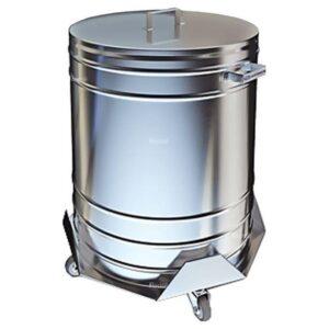 Тележка-бак для отходов Kayman ТБ-21