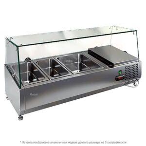 Витрина для ингредиентов Hicold VRTG 2360 для стола PZ4