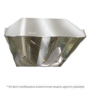 Зонт вытяжной Iterma ЗВЦ-1200Х1200Х350