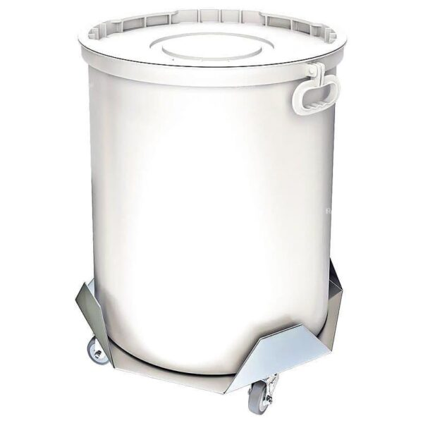 Тележка-бак для отходов Kayman ТБ-23