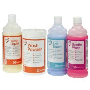 Набор моющих средств для стиральных машин Electrolux Cleanstar Sample Box