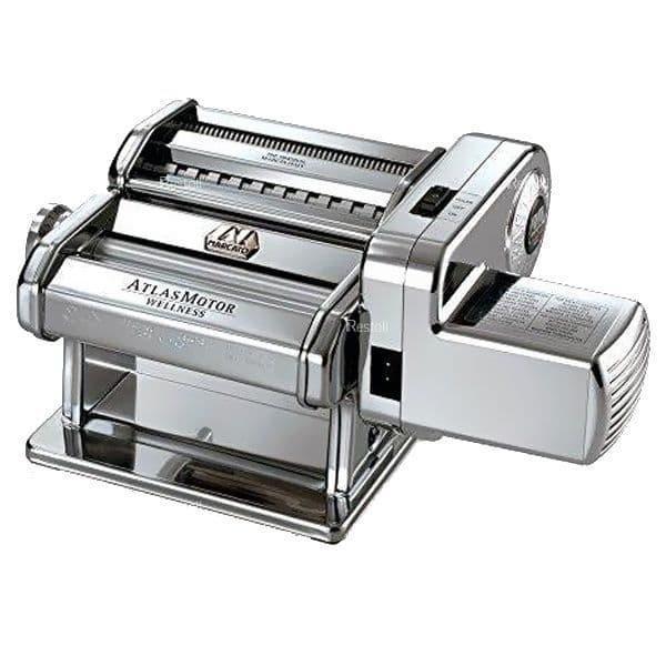 Лапшерезка-тестораскатка ручная Marcato Атлас 150 мотор MAR020501