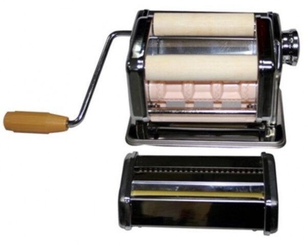 Лапшерезка-тестораскатка ручная Starfood QF-150+QJ-3+QS-1