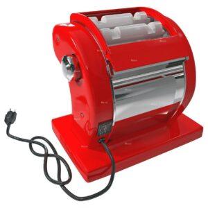 Лапшерезка-тестораскатка электрическая Starfood MD150-1 красная