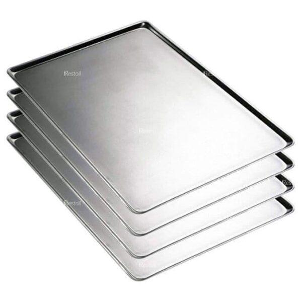 Набор листов для выпечки Smeg 3743 (600х400) 4 шт