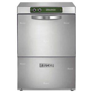 Фронтальная посудомоечная машина Silanos NE700 с дозаторами и помпой