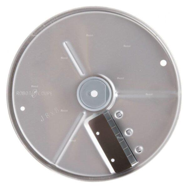 Диск-соломка Robot Coupe 27048 8x8 мм