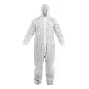Защитный костюм малярный, высокого качества, многоразовый