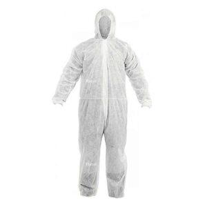 Защитный костюм малярный одноразовый