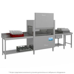 Тоннельная посудомоечная машина Elettrobar NIAGARA 411.1 T101EBDWY