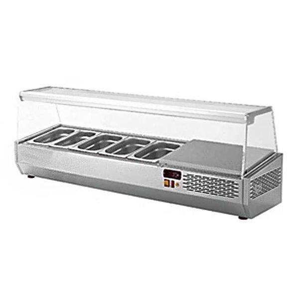 Витрина холодильная EQTA EAV-11