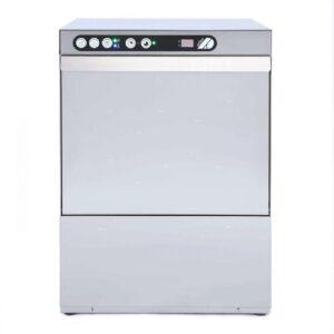 Фронтальная посудомоечная машина Adler ECO 50 DPPD, 220В (помпа,дозатор)