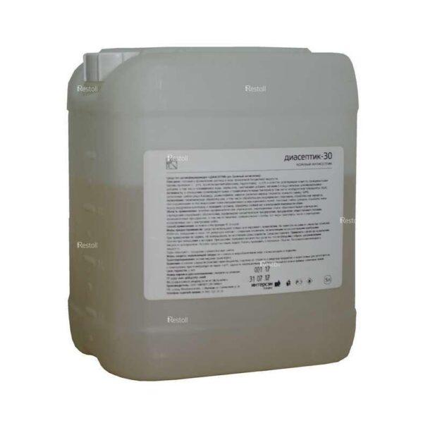 Жидкость для дезинфектора Arismo Диасептик-30, 5л