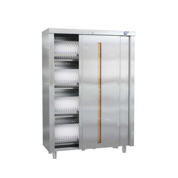 Шкаф для стерилизации столовой посуды и кухонного инвентаря Atesy ШЗДП-4-950-02