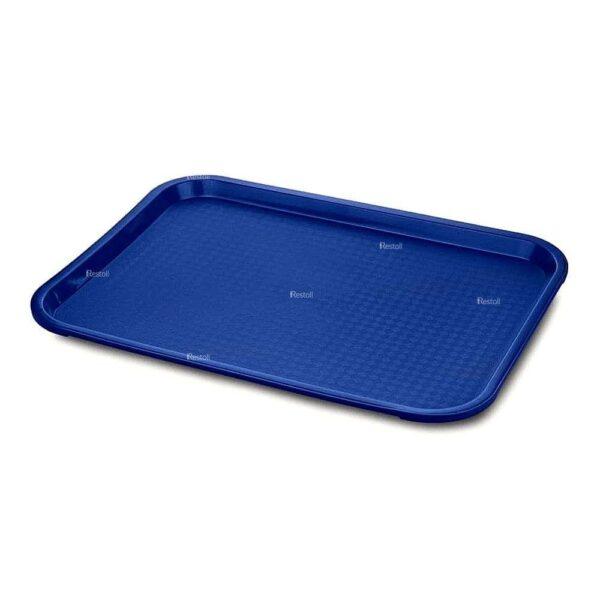 Поднос Snack СМ ZBL-805 (35х45) синий