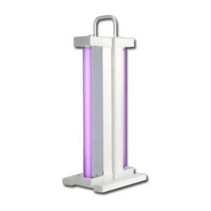 Облучатель бактерицидный переносной Генерис ОБНП 2 2х15-01, лампа 2х15Вт