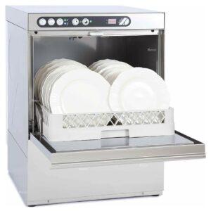 Фронтальная посудомоечная машина Adler ECO 50 DPPD 380В (помпа,дозатор)