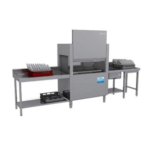 Тоннельная посудомоечная машина Elettrobar NIAGARA 411.1 T101EBSWY