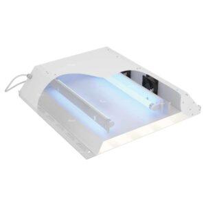 Встраиваемый рециркуляционный светодиодный светильник ОФИС-Антивирус Грильято LE-5345