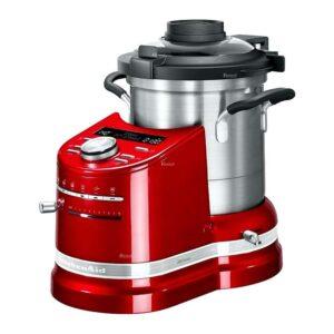 Процессор кухонный KitchenAid 5KCF0104EER красный